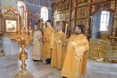 Епископ Николай совершил малые вечерни с акафистами в храмах Федоровского и Мелеузовского районов и г.Салавате
