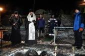 В праздник Крещения Господня епископ Николай совершил чин великого освящения вод реки Белой
