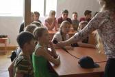 Историческая викторина, посвященная Великой Отечественной войне на слете «Дети небесного града»