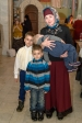 Архипастырское служение в Успенском кафедральном соборе