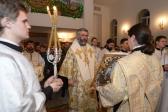 Праздник Святого Богоявления в Успенском кафедральном соборе г. Салавата