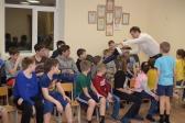 Активисты молодежной организации при Успенском кафедральном соборе г. Салавата посетили воспитанников Салаватского детского дома
