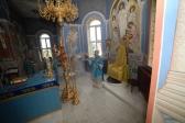 Преосвященнейший епископ Николай совершил чин погребения Плащаницы Пресвятой Богородицы в Успенском кафедральном соборе
