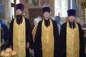 Епископ Николай совершил Всенощное бдение в Успенском кафедральном соборе г. Салавата