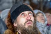 Освящение куполов Богородице-Казанского храма г. Мелеуза