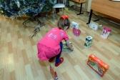 Рождественский утренник в Детском доме г. Салавата