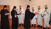 """Благотворительная акция Салаватской епархии """"Подари книгу солдату"""""""