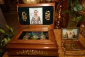 Епископ Салаватский и Кумертауский Николай совершил утреню с акафистом Предтече и Крестителю Господню Иоанну