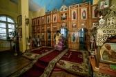Его Преосвященство возглавил всенощное бдение в Михаило-Архангельском храме
