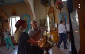 Свято-Троицкий храм с.Бижбуляк посетили юные ставропольчане