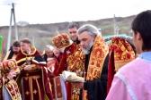 Во вторник Светлой седмицы Преосвященнейший епископ Николай совершил Литургию в Покровском мужском монастыре с.Дедово