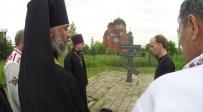 Архипастырское богослужение в храме с. Чуваш-Карамалы