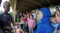 """I епархиальный молодежный туристический фестиваль прошел в МГК """"Аркиялан"""""""