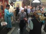 День пожилых людей в храме Успения Пресвятой Богородицы в Чишмах