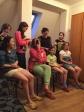 В детском доме г. Салавата начались занятия, проводимые активистами Молодежного движения