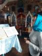 Активисты молодежной организации посетили храм в честь Успения Божией Матери с. Хлебодаровка