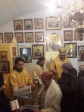 Епископ Николай совершил Божественную литургию в Никольском храме села Месели Аургазинского района