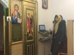 Архипастырское богослужение в Троицком храме с.Новые Карамалы