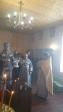 Епископ Николай совершил Божественную литургию в Серафимо-Александровском храме с. Енгалышево