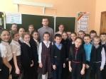 Классный час, посвященный Дню православной книги в гимназии 2 города Салавата