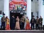 """Духовник молодежной организации посетил мероприятие """"Красная горка"""""""