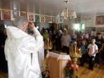 Освящение храма Арх. Михаила в с. Базлык Бижбулякского благочиния