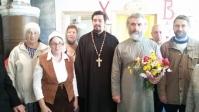 Преосвященнейший епископ Николай совершил Богослужения в приходах Кармаскалинского района