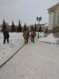 В Успенском кафедральном соборе прошли пожарно-тактические учения
