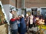 Рождественское Богослужение в Манеево