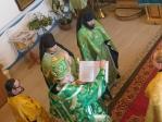 Преосвященнейший епископ Николай совершил Божественную литургию в храме с.Новоселки