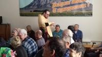 Православные добровольцы посетили дом престарелых в г. Ишимбай