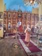 Преосвященнейший Николай совершил всенощное бдение в Михаило-Архангельском храме с. Зирган, Мелеузовского района