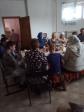 Праздничное чаепитие в день Жён-Мироносиц в Михаило-Архангельском храме с. Зирган