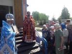 Преосвященнейший епископ Николай совершил Божественную литургию в храме с.Толбазы Аургазинского района