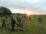 Заезд казачьих кадетов на слет «Мы-казаки»