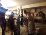 Празднование 1050-летия со дня прославления святой равноапостольной великой княгини Ольги в Успенском кафедральном соборе