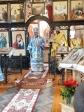 О пребывании Владыки в храме с. Бугульчан