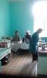 Посещение паллиативного отделения ЦГБ г. Салавата представителями сестричества милосердия св. блж. Варвары Скворчихинской