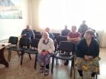 Добровольцы Отдела ЦБСС епархии из Свято-Троицкого храма г.Ишимбая посетили городской Дом престарелых