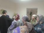 Молебен и беседа с пациентами ПНИ