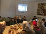 Добровольцы Отдела ЦБСС епархии из Свято-Троицкого храма г. Ишимбая посетили Зирган