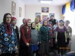 Рабочая поездка представителей Отдела ЦБСС епархии по домам престрарелых