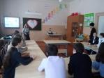 Беседа о браке в Толбазинской школе
