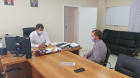 Встреча с главным врачом г. Салават Яппаровым Ильшатом Иншаровичем