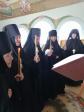 Преосвященнейший епископ Николай совершил монашеский постриг в Свято-Варваринском женском монастыре с.Скворчиха