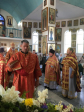 В день Усекновения главы Иоанна Предтечи Преосвященнейший епископ Николай совершил Литургию в Иоанно-Предтеченском соборном храме г.Кумертау