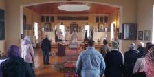 Владыка Николай совершил Литургию в Свято-Никольском храме Шестаево