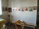 Завершилось благоукрашение молитвенной комнаты в Хирургическом центре г. Салавата
