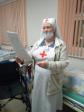 Возобновлена работа по окормлению паллиативного отделения ЦГБ г. Салавата