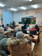 Иерей Дионисий Антипов посетил родительское собрание по выбору модуля ОПК в школе №7